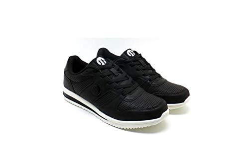 Sport Chaussures De Pour Noir Femme D'extérieur J'hayber qUFHgEq