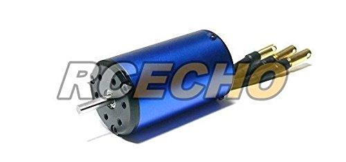 RCECHO® RCS Model 4068/5Y 966KV 4 Poles RC Hobby Car Inrunner Brushless Motor IM553 with 174; Full Version Apps Edition