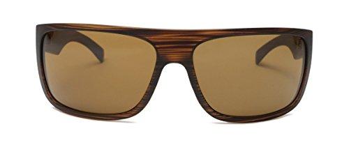 Viper Full Face (OTIS Eyewear El Camino : Woodland Matte/Brown Polarized Mens Sunglasses)