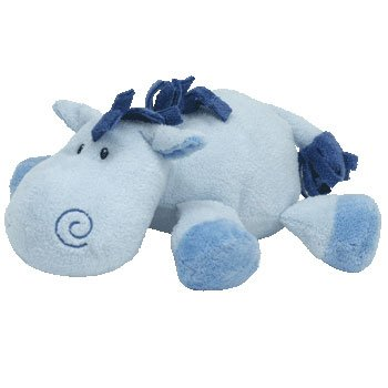 Amazon Com Ty Pluffies Whinny The Horse Toys Games