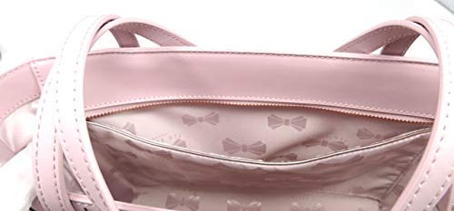 Baker Shopper Bow Pink Light Breeana Ted Cut Out d8qwdOH