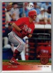 2003 SP Authentic Baseball Card #145 Jim Thome Near ()
