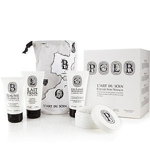 Diptyque - The Art of Body Care - Voyage Travel Collection by Diptyque