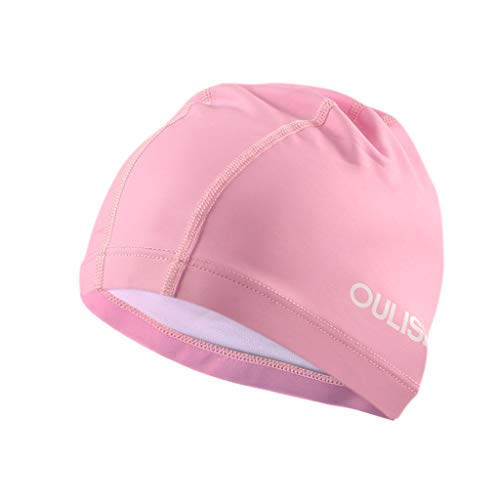 Muranba Adult Swimming Hat Durable Elastic Swim Cap Summer ()