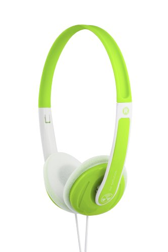 iFrogz IF-SKP-GRN Audio Skip Headphones - Green