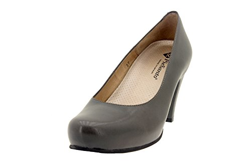 PieSanto 5225 Pump Leather Extra Women's Dress Depth Comfort Gris qSxq5Brwgp