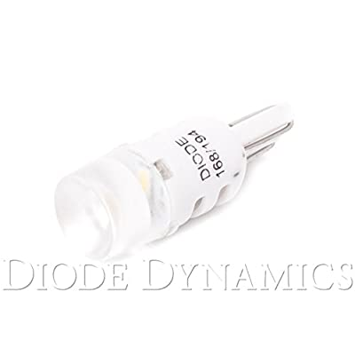 Diode Dynamics 840661103197 Cool White 194 HP3 Map Light LED for Ford Mustang, 2 Pack: Automotive