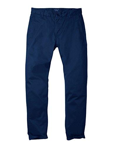 2 Match Slim Bleu Pantalon Homme Tapered 8050 Stretch blue 8050 2 Chino qZqFpPawx