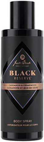 Jack Black - Black Reserve Body Spray, 3.4 Fl Oz
