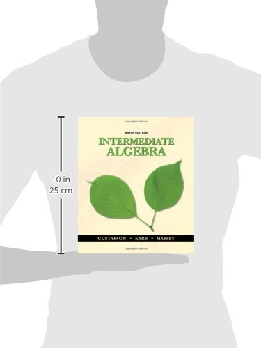 Intermediate Algebra, 9th Edition