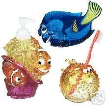 Disney Finding Nemo Friends 3 Pc Bath Set Dory Bloat