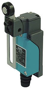 Suns International AZ-8108 AZ8 Series Adjustable Roller Arm Actuator Snap Action Compact Limit Switch - 1 Item(s)