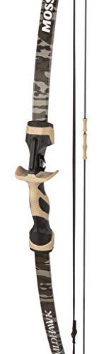 Barnett Wildhawk Compound Bow, Age 5-8, 18lbs, Mossy Oak Bottomland (Best Compound Bows Of 2019)