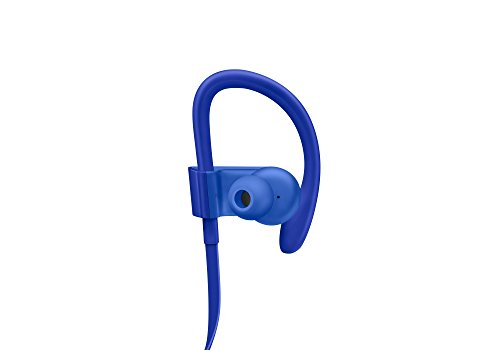 Beats Powerbeats3 Series Wireless Ear-Hook Headphones – Break Blue MQ362LL A – Renewed