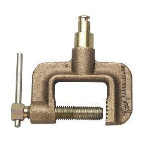 GC-600-TMP 600 Amp C-Clamp Style Ground Clamp With Tweco® Male Plug
