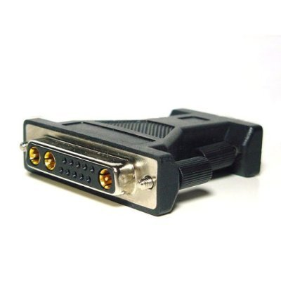 (Monoprice 100070 Sun 13W3-F to HD15-M, VGA, Video-Port Adapter)