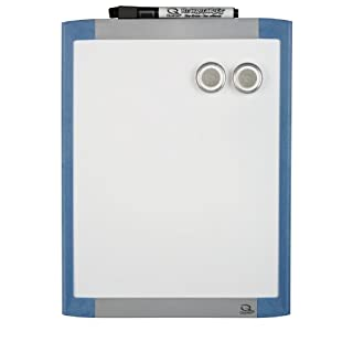 Quartet Magnetic Dry Erase Whiteboard, 8.5 x 11-Inches, Frame Colour May Vary (21-580342Q) (B004K137GY) | Amazon Products