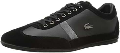 Lacoste Men's Misano 22 Lcr Casual Shoe Fashion Sneaker, Black
