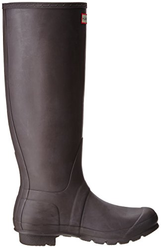 Hunter Damen Womens Org Tall Gummistiefel Schokolade