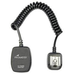 Promaster Flash Extension Cord - Off-Camera TTL - Canon EOS