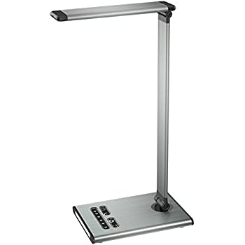 Amazon Com Moko Led Desk Lamp 8w Eye Care Smart Touch