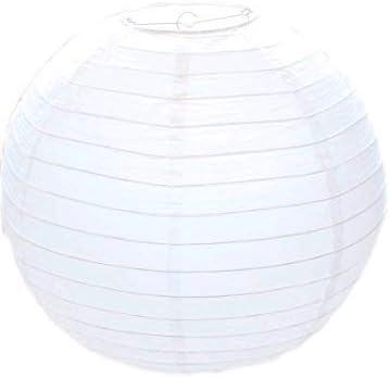 Liar Lanterne de bricolage blanche /à la main de 30 cm 12 pouces 1