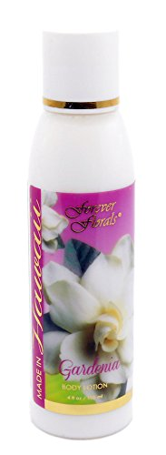 Hawaii Forever Florals Body Lotion 8 Bottles 4 oz. Each Gardenia Review