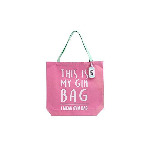 Tonico Gin singola Articoli Tote Palestra Cgb E Stile Rosa Bag Tasca Rosa Regalo Da Talla Modello Schermo qdXPwzOP
