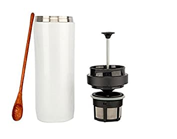 French Press Acier De Travel VoyageEn Inoxydable Espro Mug MUVpSz