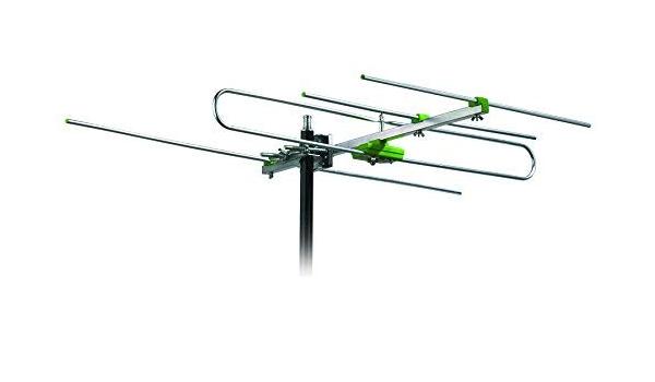 Shine Antena VHF biii A 4 Elementos SH4 Inalámbrico y ...