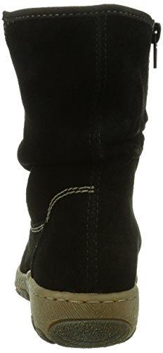 Rieker Z0150-01 - Botas Mujer Negro / 1