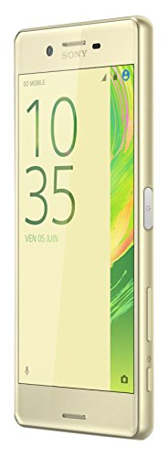 Sony Xperia X Dual Sim 64GB (Gold) - 5