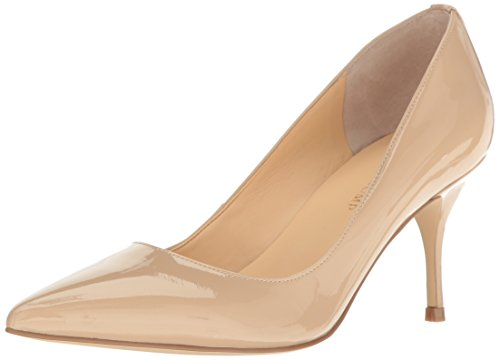 Ivanka Trump Women's Boni7 Dress Pump, Natural Patent, 8.5 M US