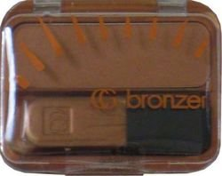 CoverGirl Cheekers Bronzer, Golden Tan 104