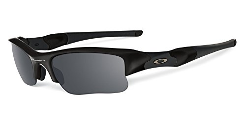 Oakley Flak Jacket XLJ Iridium Polarized Sunglasses 2016