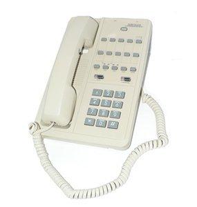 Cortelco 219544-VOE-27S Ash 2-Line Patriot Phone