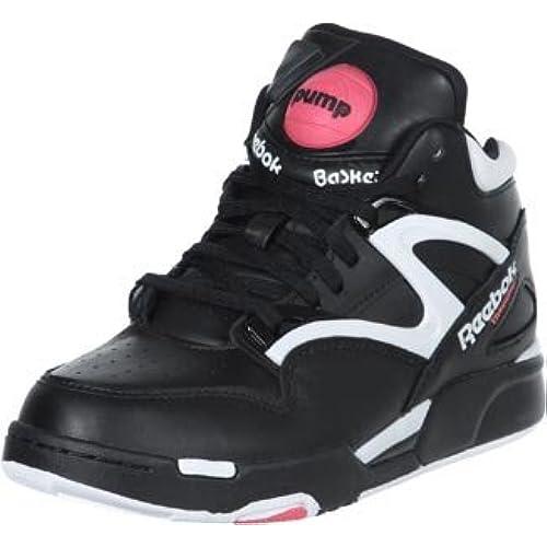 3e2e12628201de good Reebok Classic Pump Omni Lite Black Womens Sneakers