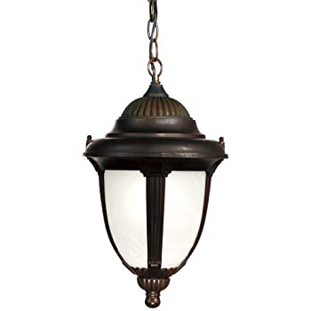 Bellagio Collection 18 Quot High Bronze Outdoor Hanging Light