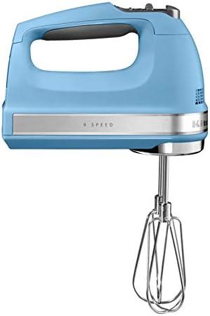 KitchenAid 5KHM9212EVB - Batidora de mano, color azul: Amazon.es: Hogar