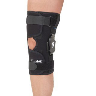 Ossur Form Fit ROM Knee Wrap Short Closed - - Fit Streamlined