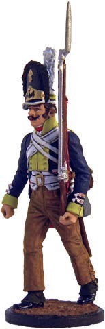 Nap-24-color Scale 1//32 Prussian Grenadier Tin Toy Soldiers Metal Sculpture Miniature Figure Collection 54mm Tin Army