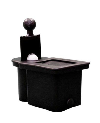 Club Clean - Black - Original Club and Ball Washer with Bracket Kit - Americas No.1 Club & Ball Cleaner