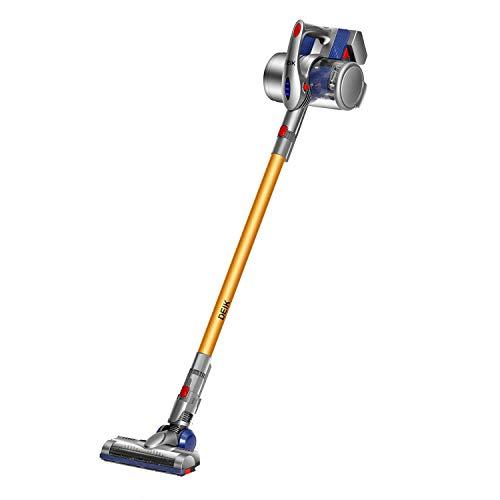 Deik Cordless Vacuum, 2 in 1 Vacuum Cleaner, Co...