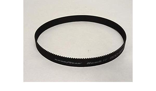 800-5M-30 HTB Timing Belt800mm Length 5mm Pitch 30mm Width 160 Teeth