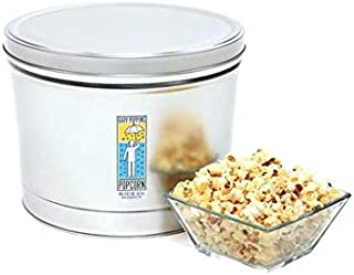 product image for Gary Poppins Popcorn - Kettle Corn, 2 Gallon Tin of Flavored Popped Popcorn
