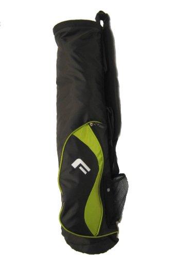 Forgan Green & Black Ultra Light Golf Carry Bag NEW [Misc.]