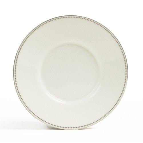 Mikasa Chelsea Platinum Tea Saucer 6.5