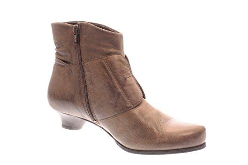 Femmes Bottes espresso SCHEE brun, (espresso) 87275-41