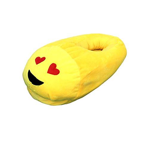 émoticône shop emotikon 35 en Emoji ekna Chaussons Con Taille v7A5qqxwd