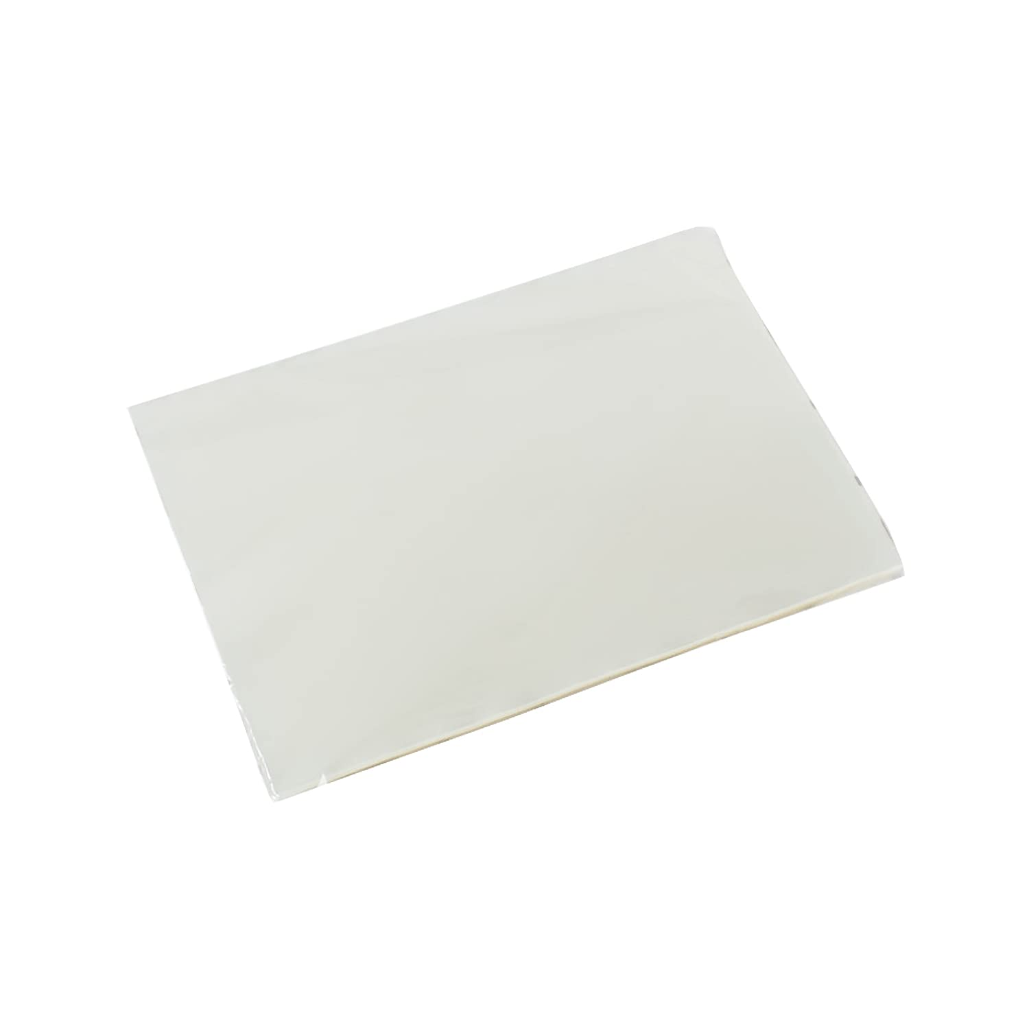 50 Count Edible Rectangle Rice ,9x12.6 inches for candy packaging or food decoration